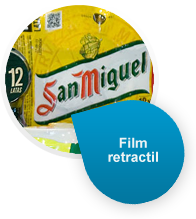 Film retractil